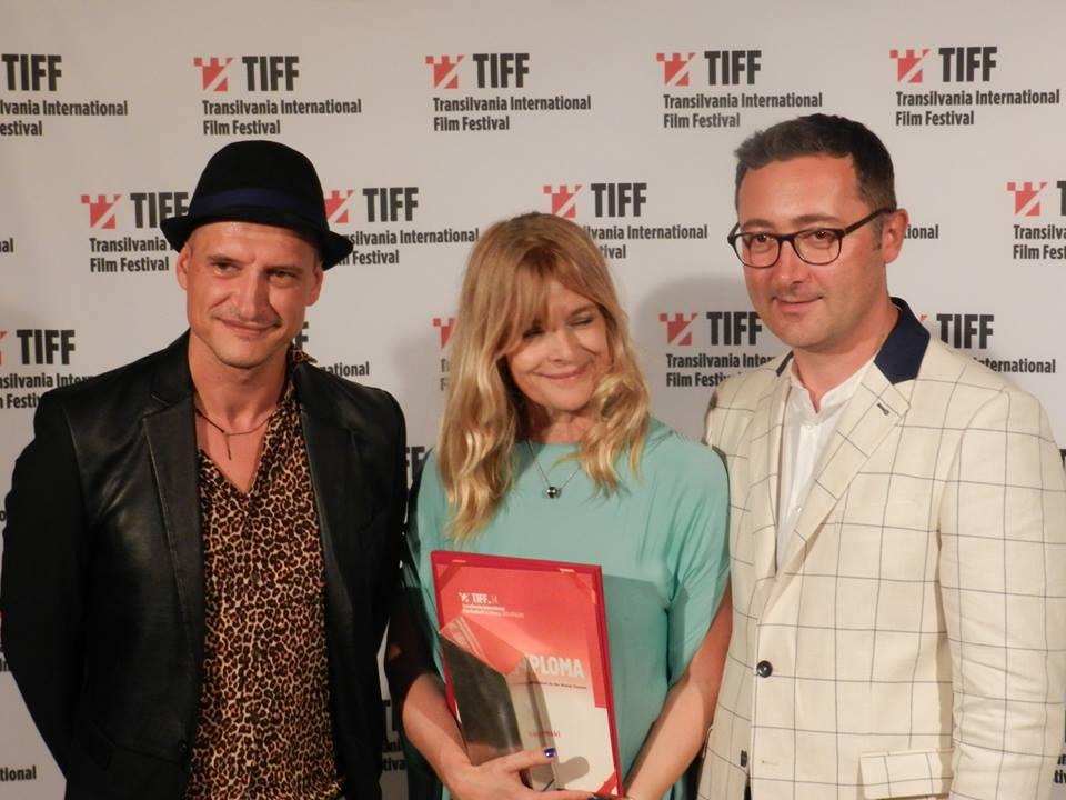 mihai chirilov, Nastassja Kinski si tudor giurgiu - TIFF 2015