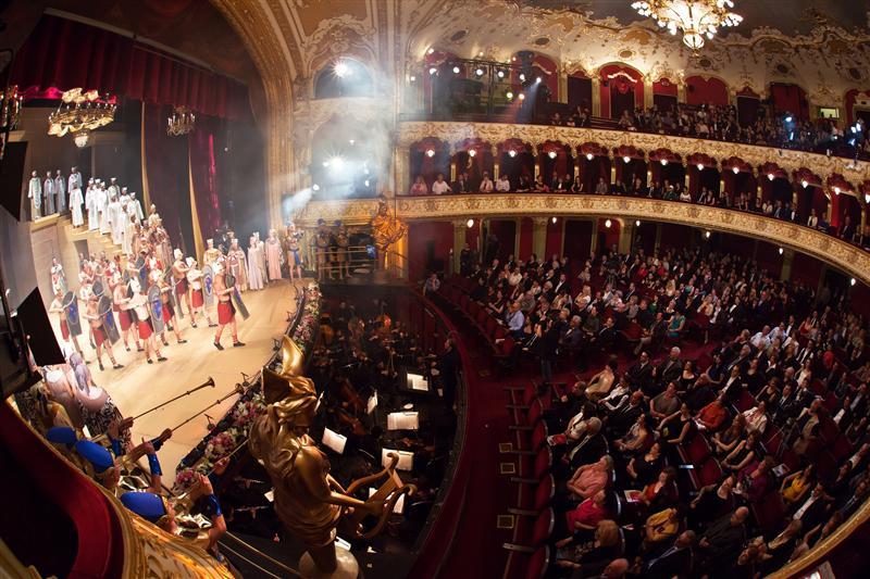 Se deschide Consulatul Republicii Polone la Cluj-Napoca cu un concert de gală pe scena operei