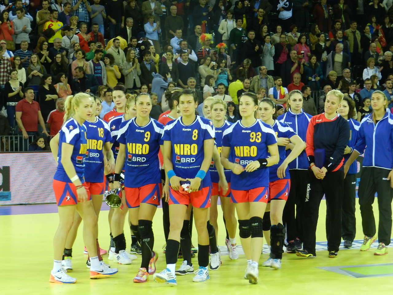 romania handbal feminin 2015