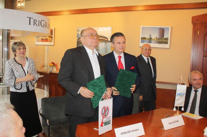 semnare parteneriat UNPR - VOSZ-w800-h600