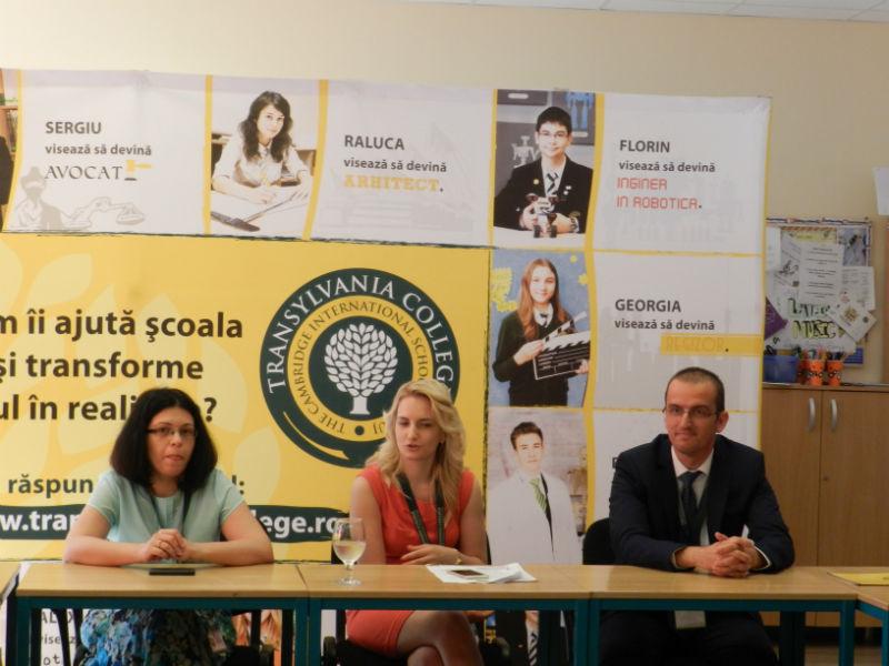 transylvania college conferinta de presa 11 iunie 2015