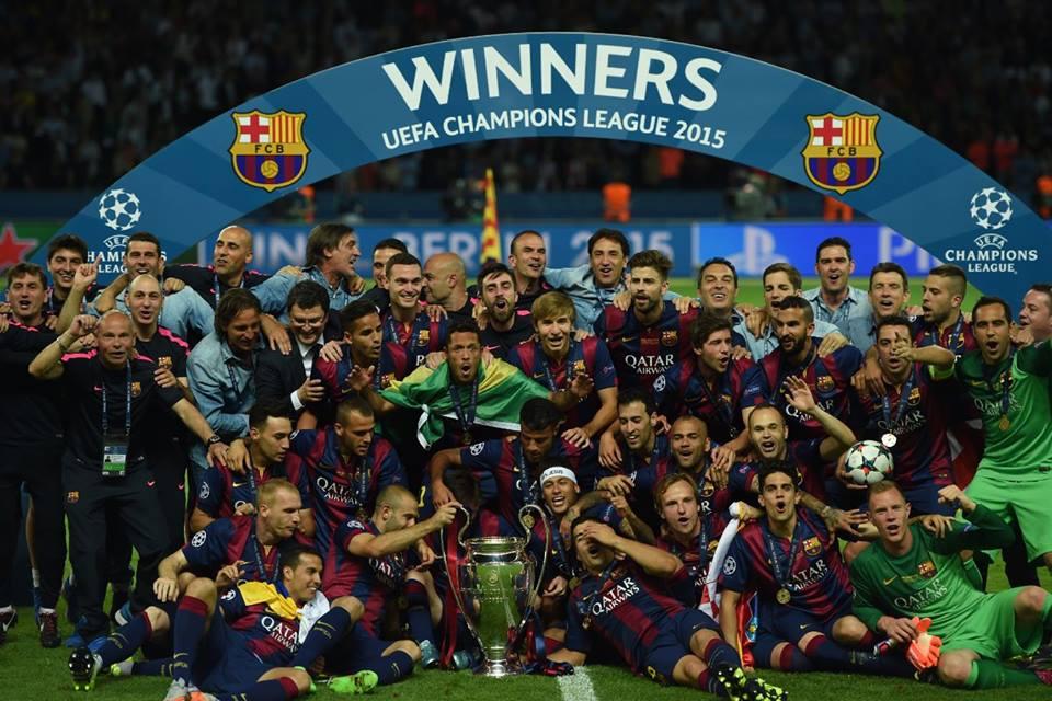 uefa champions league fc barcelona 2015