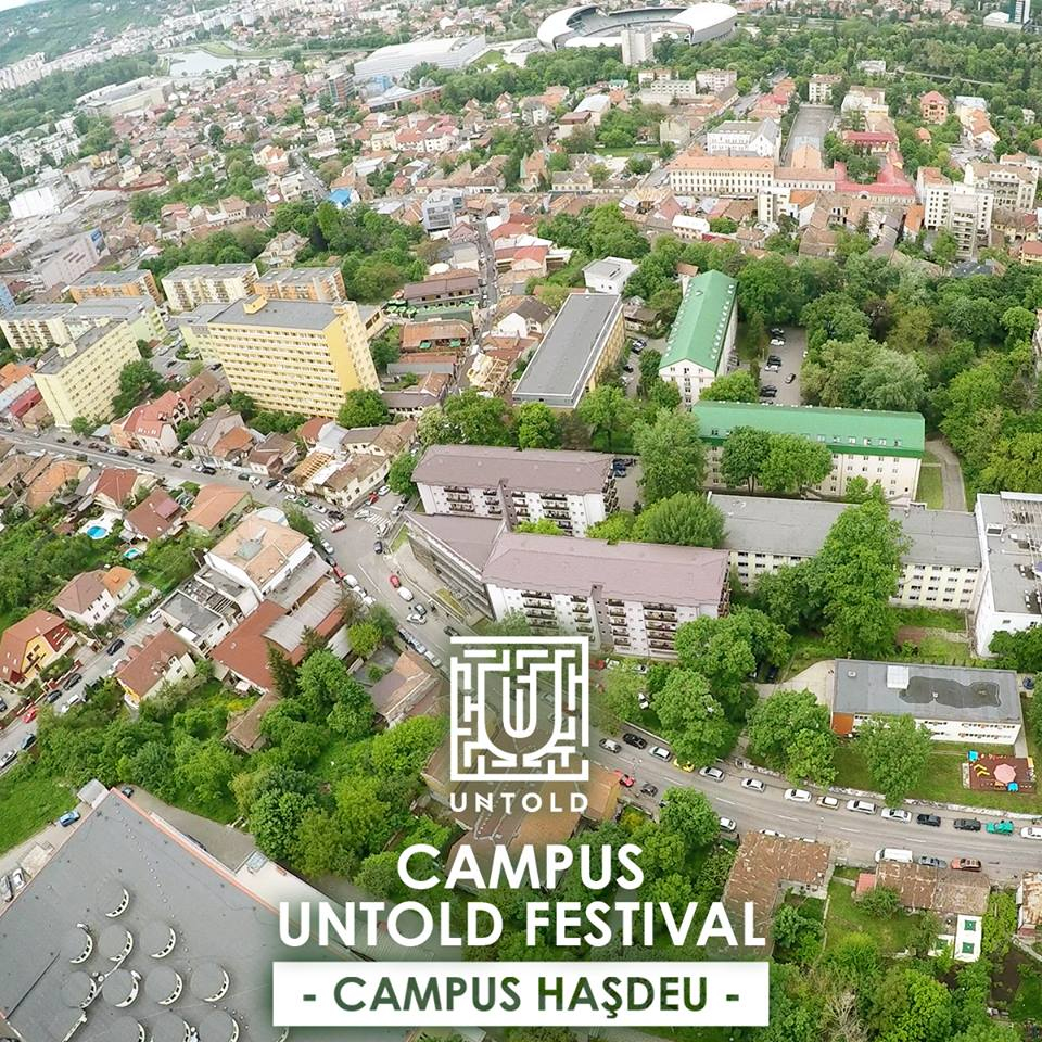 untold campus studentesc
