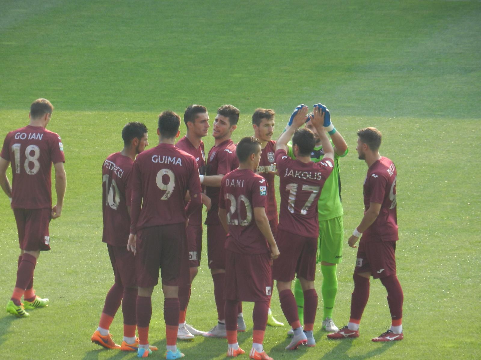 CFR Cluj - ACS Poli Timisoara, etapa 2 - 19.07.2015