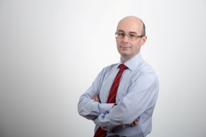 János Égly, directorul filialei Accenture din Cluj Napoca (s)