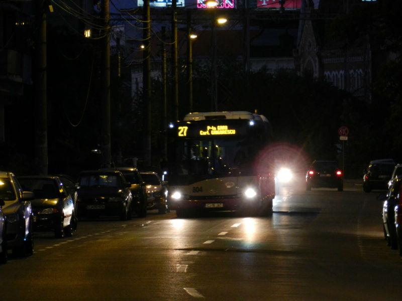 Program special al mijloacelor de transport in comun in noaptea de Revelion!