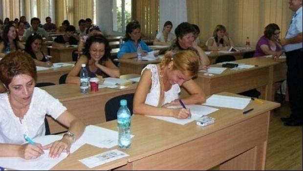 Doar 55,88% rata de promovabilitate a examenului de definitivat în județul Cluj, în scădere față de anul trecut!