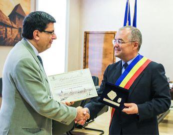 Italianul Gian Carlo di Renzo, ambasador pentru Cluj-Napoca