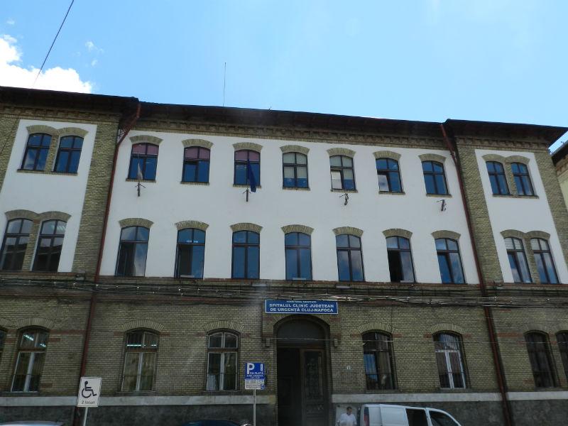 O fetiță nou-născută a murit la Spitalul de Urgență Cluj pentru că nu s-a permis operarea ei! Părinții dau în judecată spitalul!