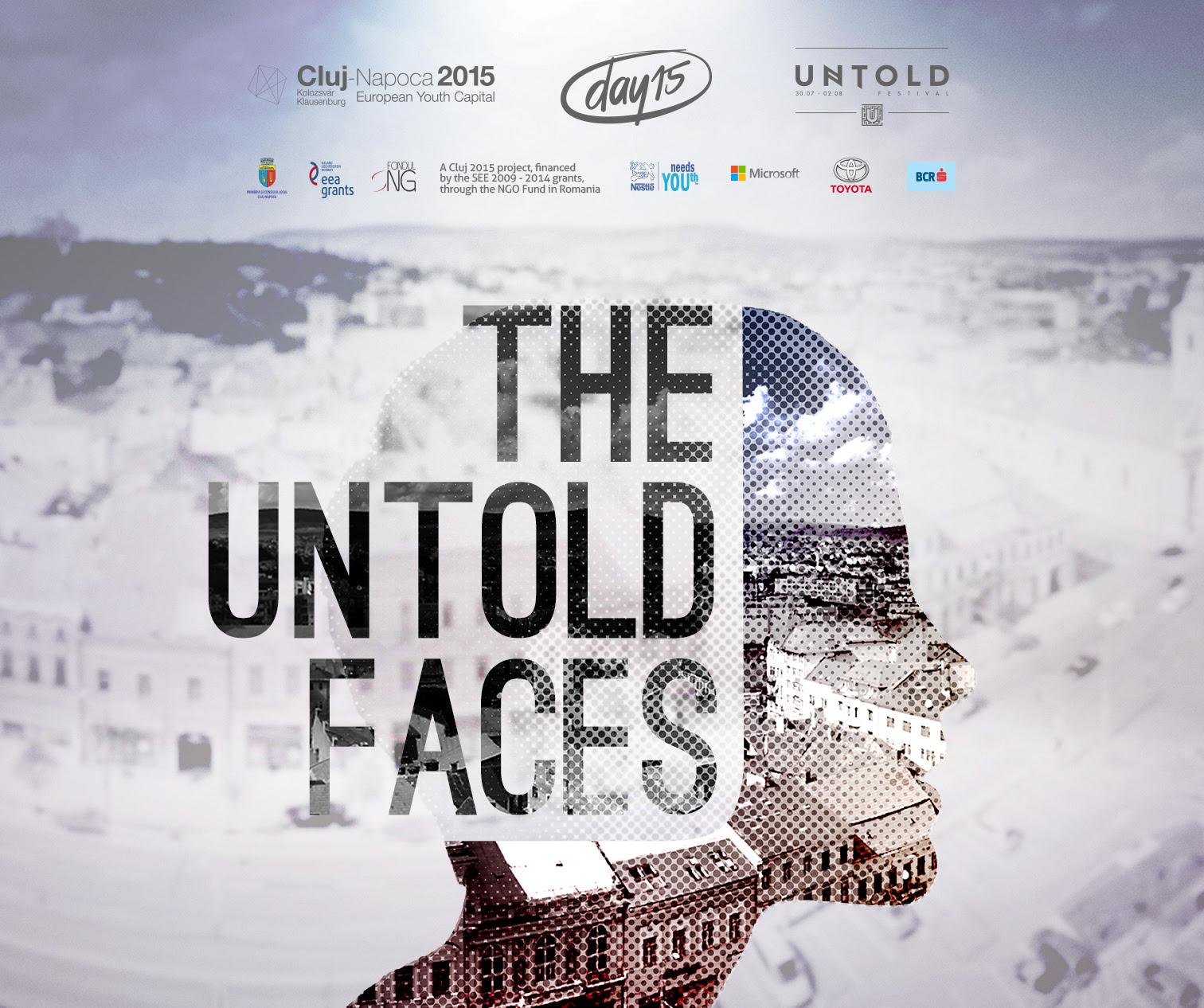 untold faces