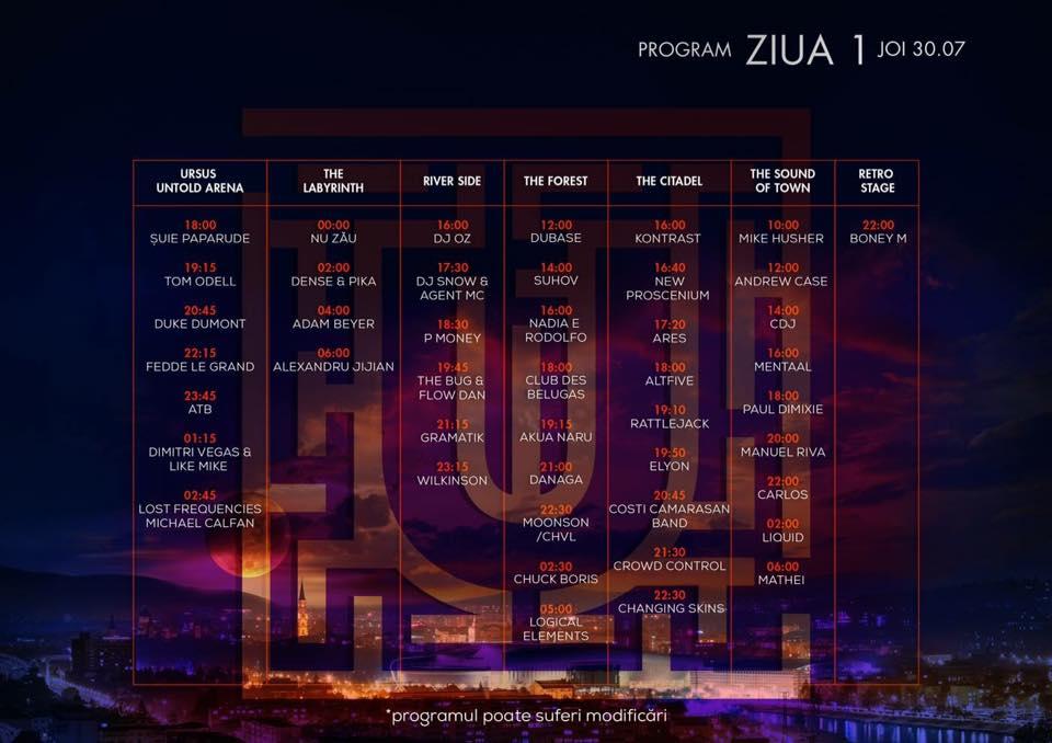 untold festival program 1