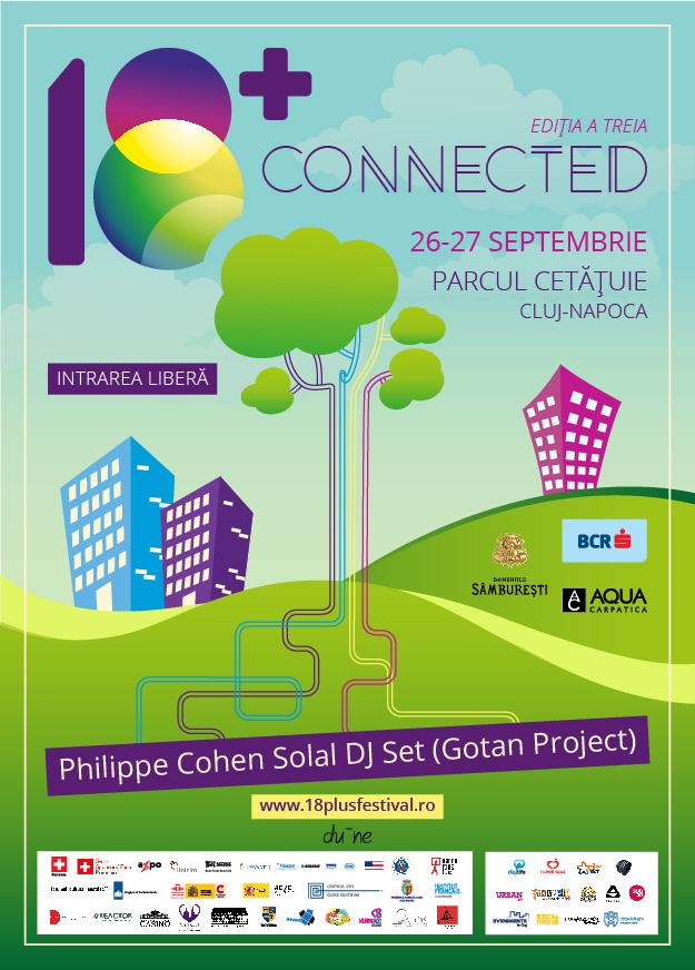 Phillipe Cohen Solal DJ Set (Gotan Project) vine în premieră la Cluj, la Festivalul 18+ de pe Cetățuie