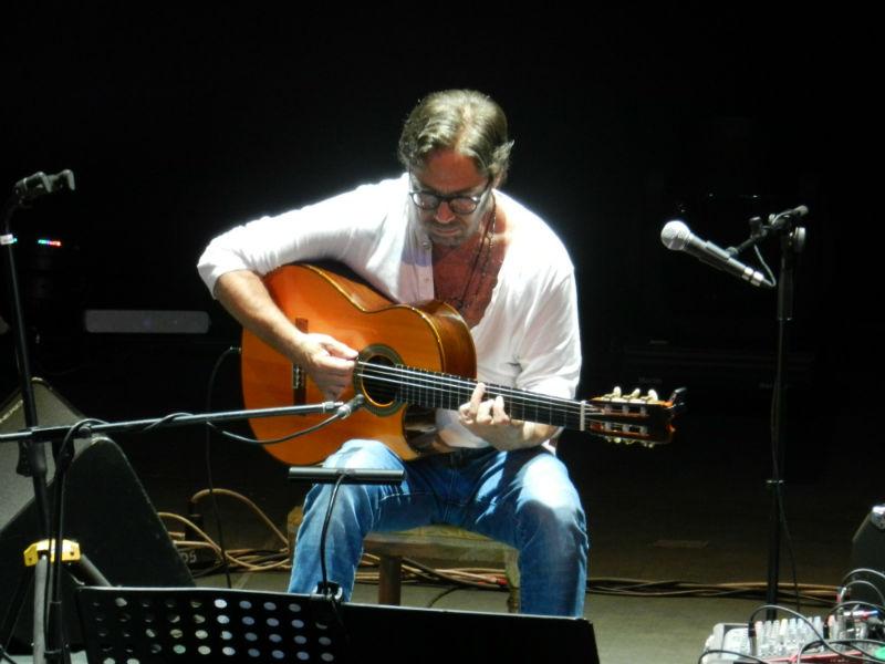 Al Di Meola la Cluj