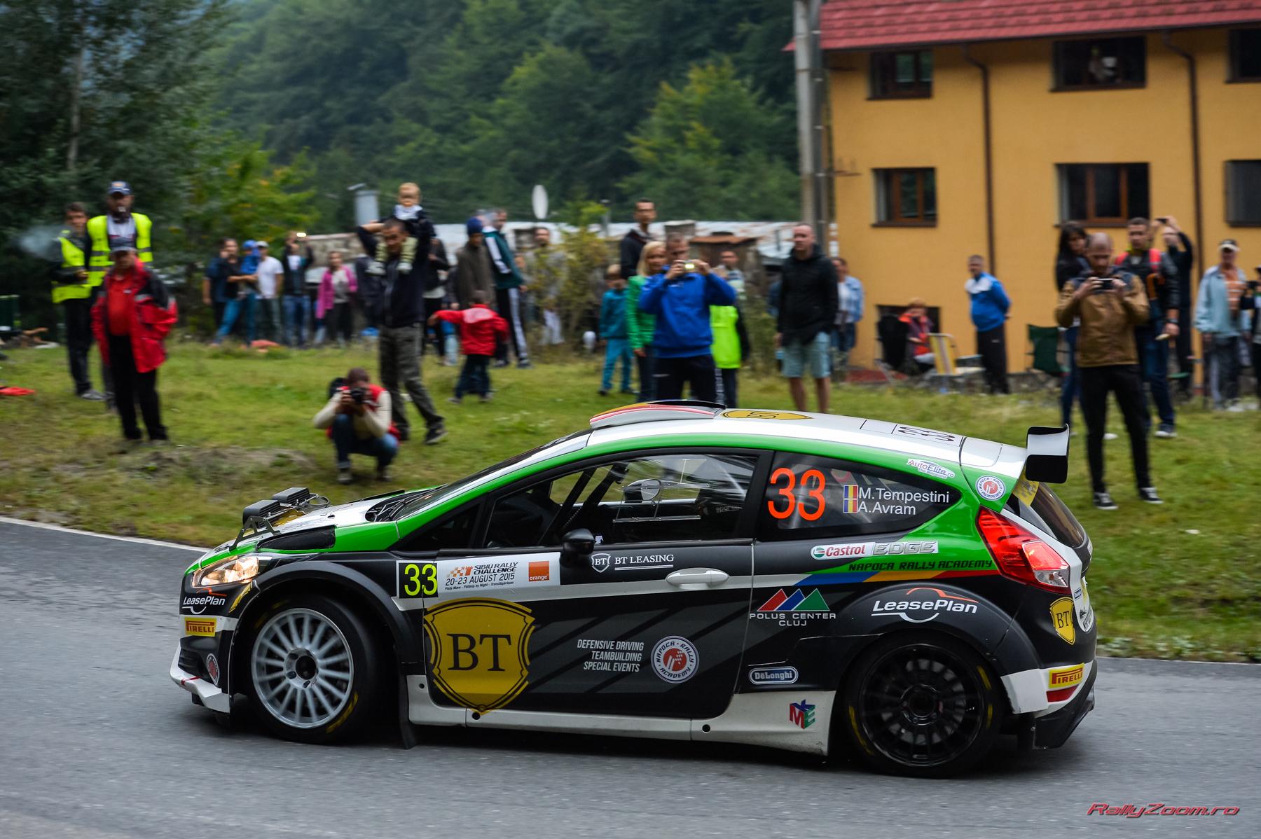 Marco Tempestini  Toni Avram - Ford Fiesta R5 (2)