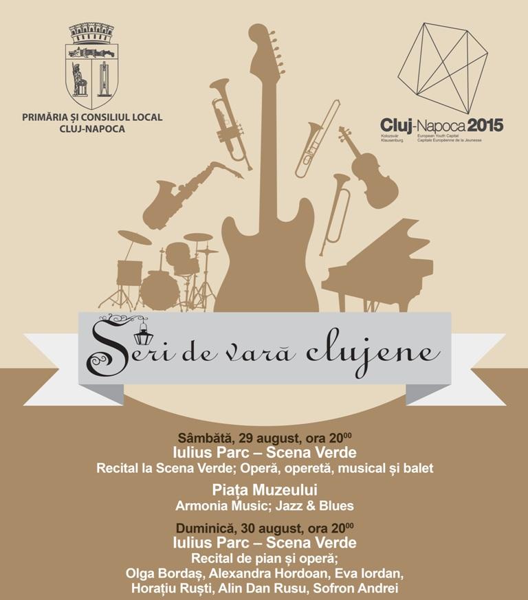 Seri de Vara Clujene