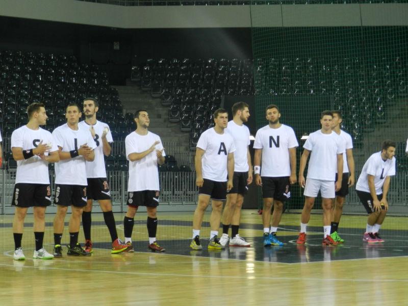 U Cluj, handbal masculin, lot 2015-2016