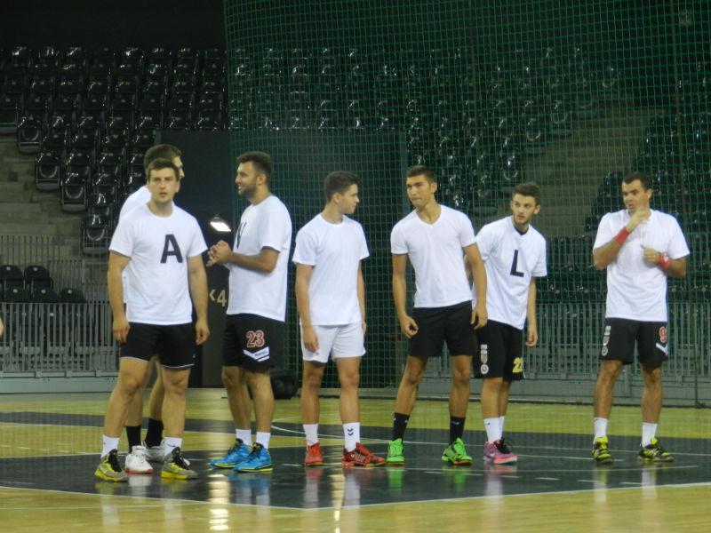 U Cluj, handbal masculin, lot 2015-2016_4