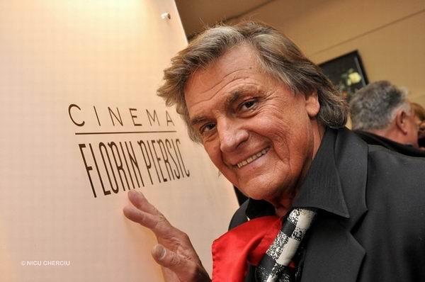 La mulți ani, Florin Piersic! Marele actor împlinește astăzi 84 ani!