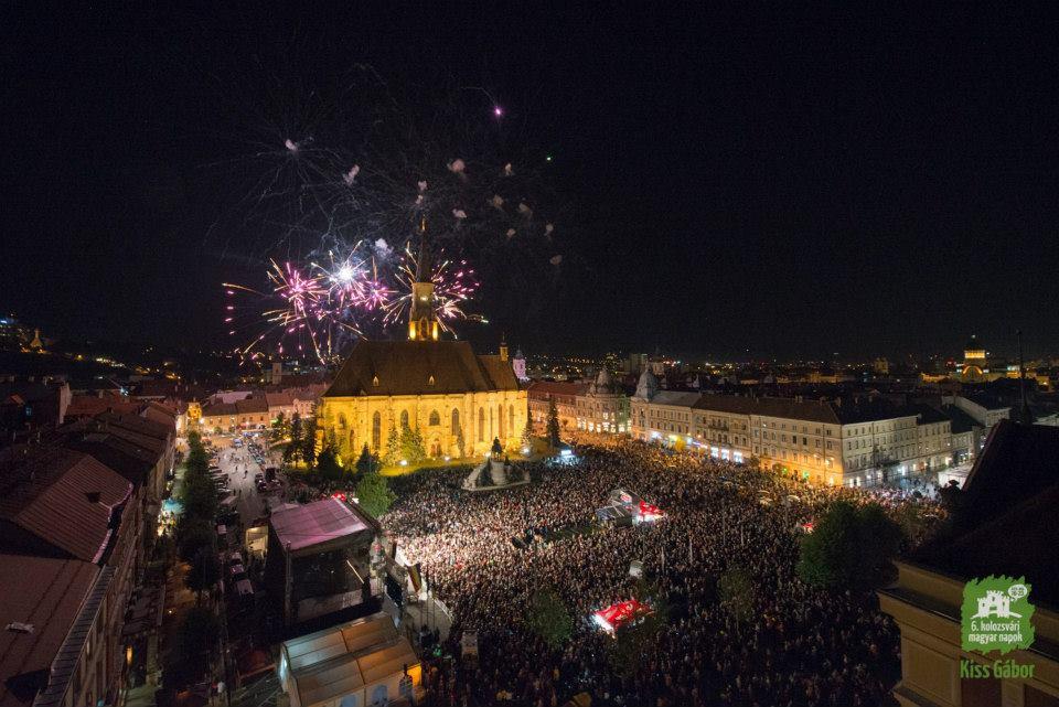 foto gala de inchidere zilele maghiare