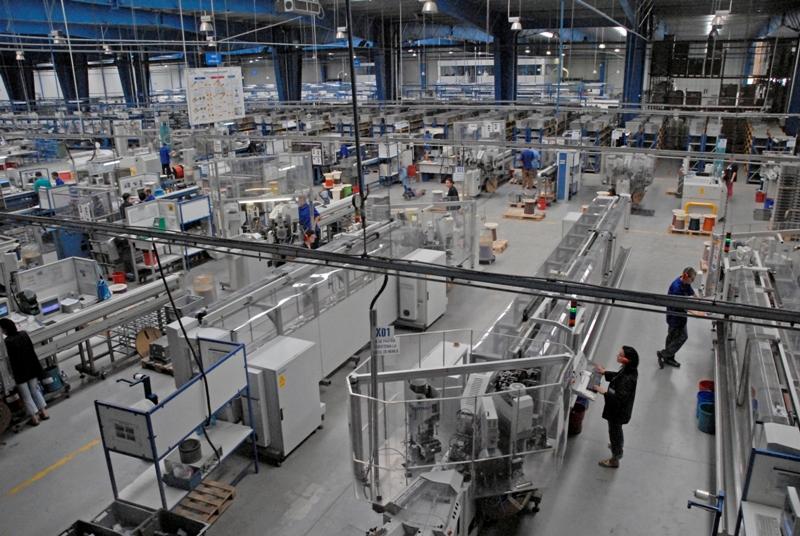 150 de deținuți de la Gherla vor munci la Fujikura Automotive