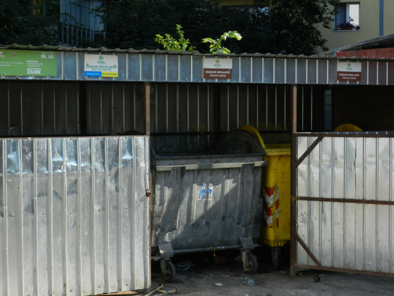 Cantitatea de gunoaie din județul Cluj poate fi redusă cu 58%