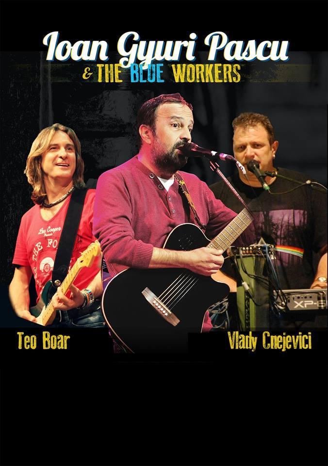 ioan gyuri pascu si the blue workers