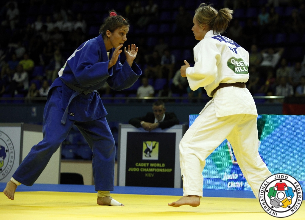 judokani u cluj