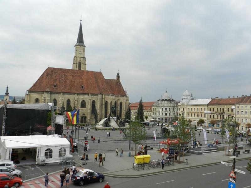 piata unirii zilele maghiare 2015 (21 august 2015)