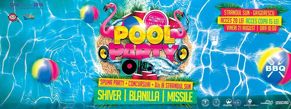 pool party strandul sun
