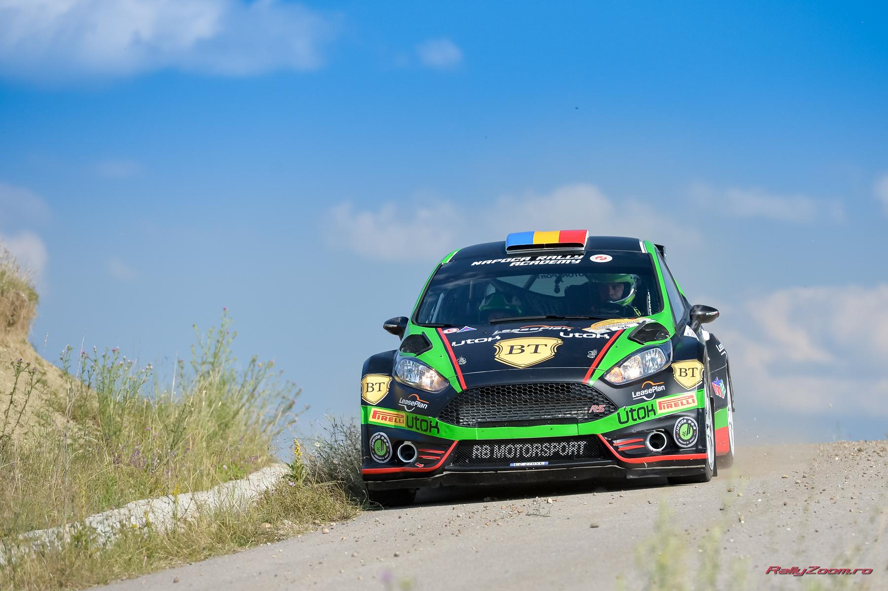 Napoca Rally Academy ia startul în formula completă la  Sibiu Rally Challenge