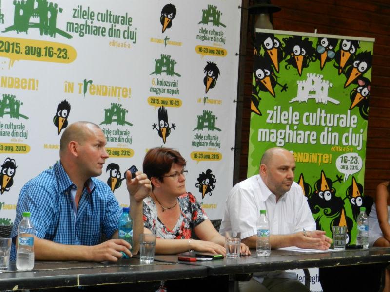 zilele culturale maghiare cluj 2015