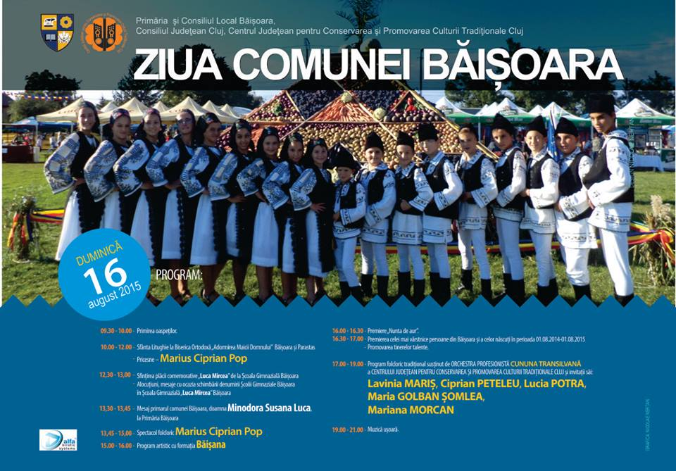 ziua comunei baisoara 2015