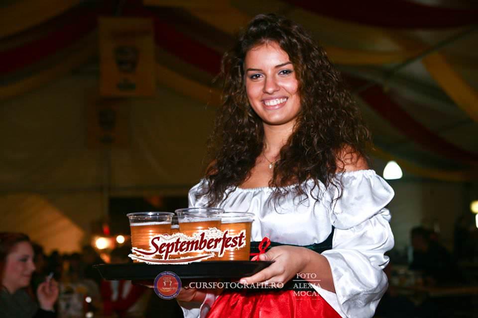 Septemberfest 2015 – trei zile de distracție și voie bună, în acest weekend, pe platoul Sălii Sporturilor