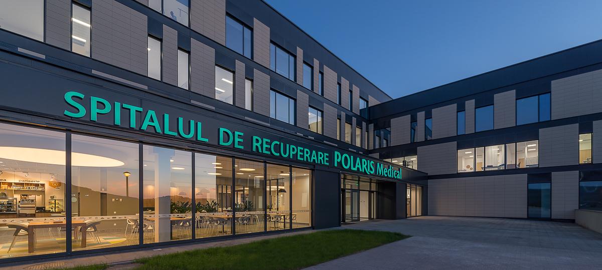 Spitalul privat Polaris din Suceagu, preluat de Consiliul Județean Cluj pe perioada pandemiei de coronavirus pentru tratarea pacienților infectați
