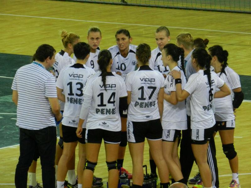 U Alexandrion Cluj handbal fete-w800-h600