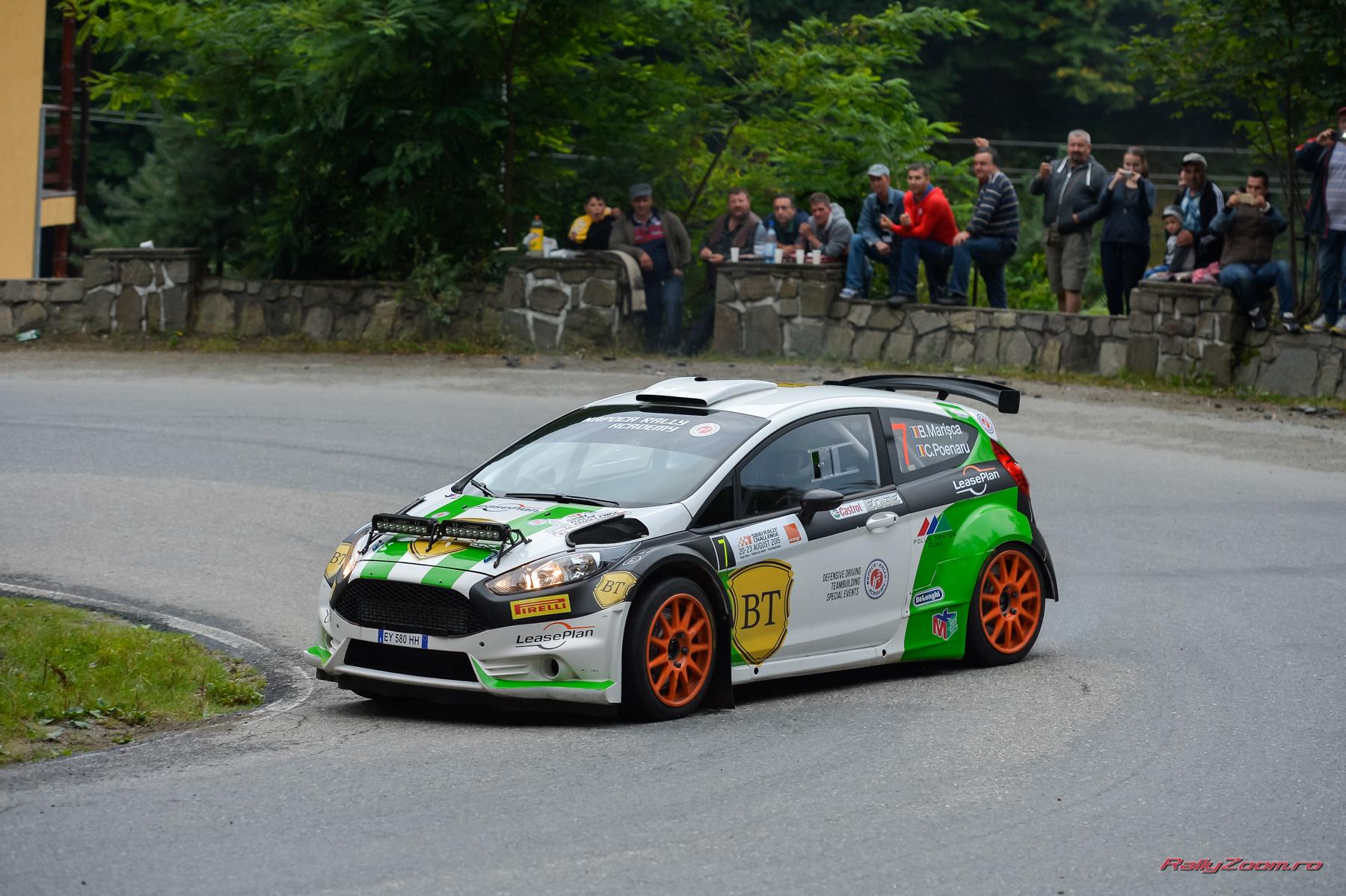 Napoca Rally Academy poate decide lupta pentru trei titluri naționale încă de la Raliul Iașului