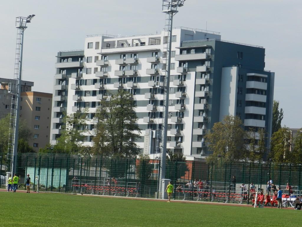 caminul sport 21 UBB Cluj parcul babes foto eclujeanul