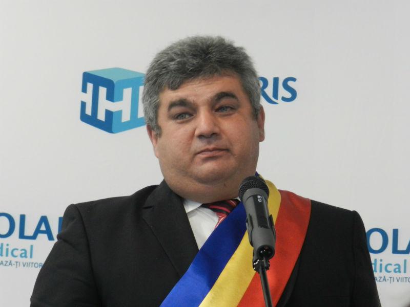 Florin Mureșan, primar Baciu