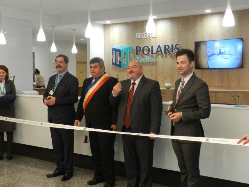 inaugurare polaris medical suceagu cluj - 10.09.2015