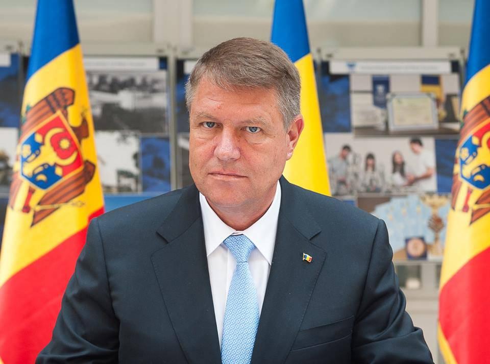 Numele lui Klaus Iohannis, vehiculat pentru postul de preşedinte al Consiliului European