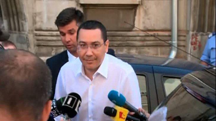 """Victor Ponta laudă Alianța Vestului – """"Încercarea de a forma o alianță este perfect legitimă"""""""