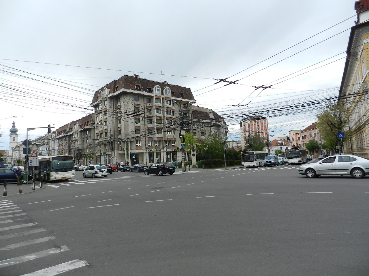 Lucrările de modernizare a Pieței Gării deviază traseele autobuzelor și vor fi înființate stații provizorii