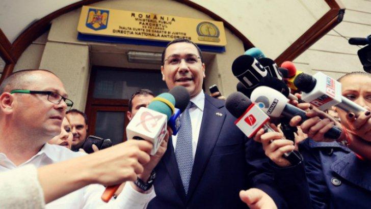 Fostul premier Victor Ponta, plagiator dovedit oficial! I se va retrage titlul de doctor