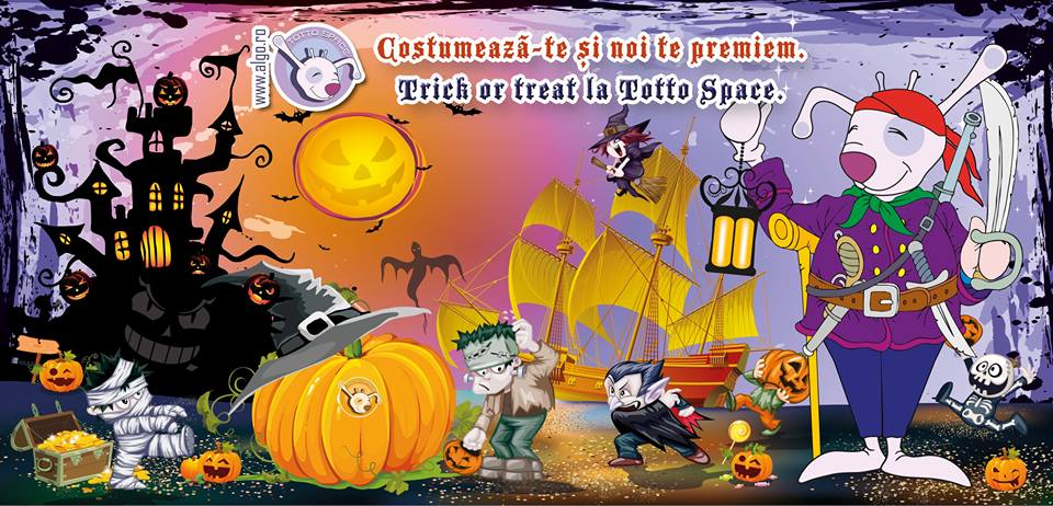 Halloween Party Totto Space KidsLand