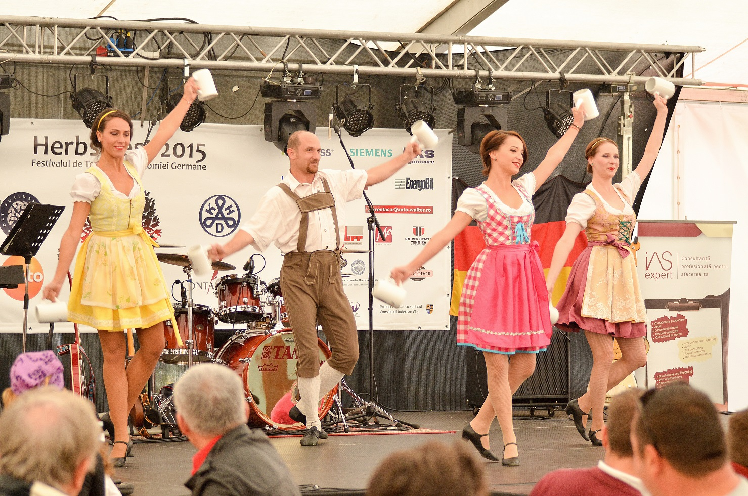 14.000 de participanți la Festivalul de Toamnă al Economiei Germane 2015