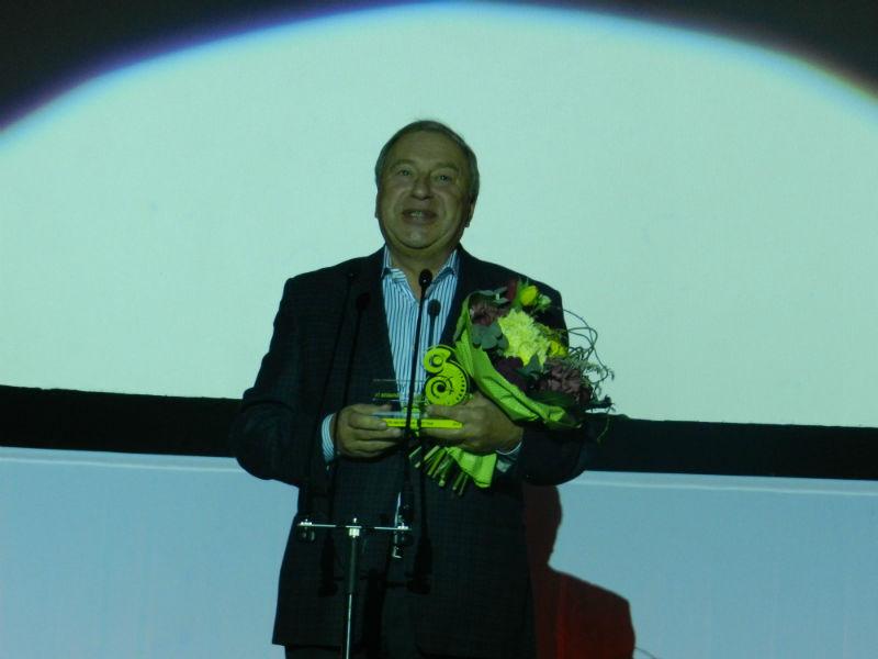 Jerzy Stuhr, regizor The Citizen - câștigător a două premii la Comedy Cluj 2015