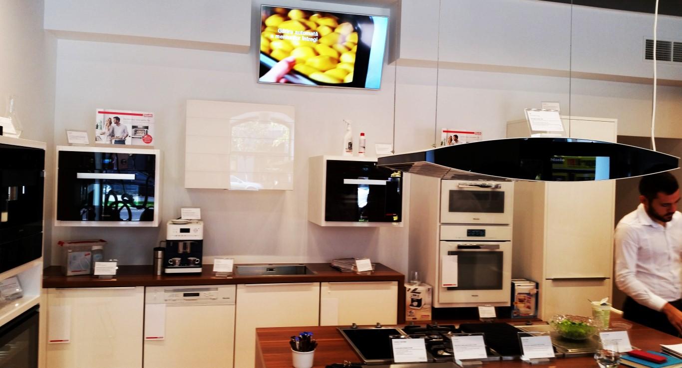 Miele deschide la Târgu Mureș al patrulea magazin exclusiv din România și așteaptă vânzări de 350.000 de euro în primul an