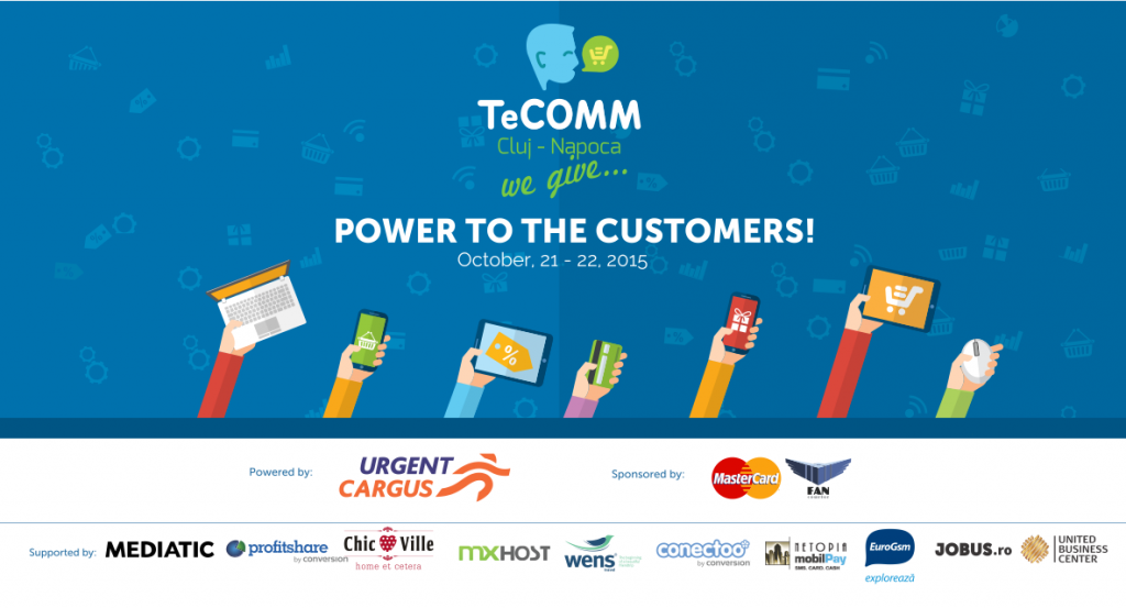 TeCOMM - We give power 2015