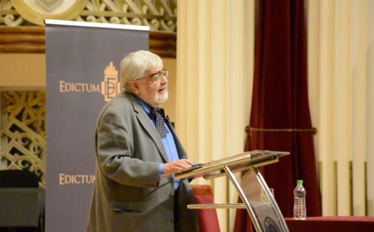 Casa Universitarilor din Cluj, neîncăpătoare la conferința susținută de Andrei Pleșu!