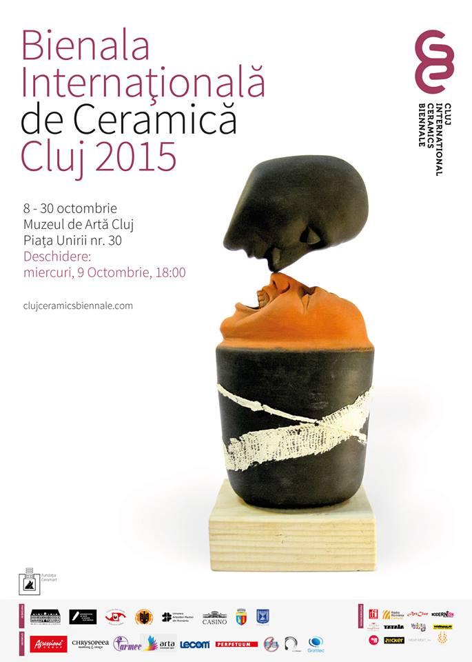 bienala internationala de ceramica 2015 cluj